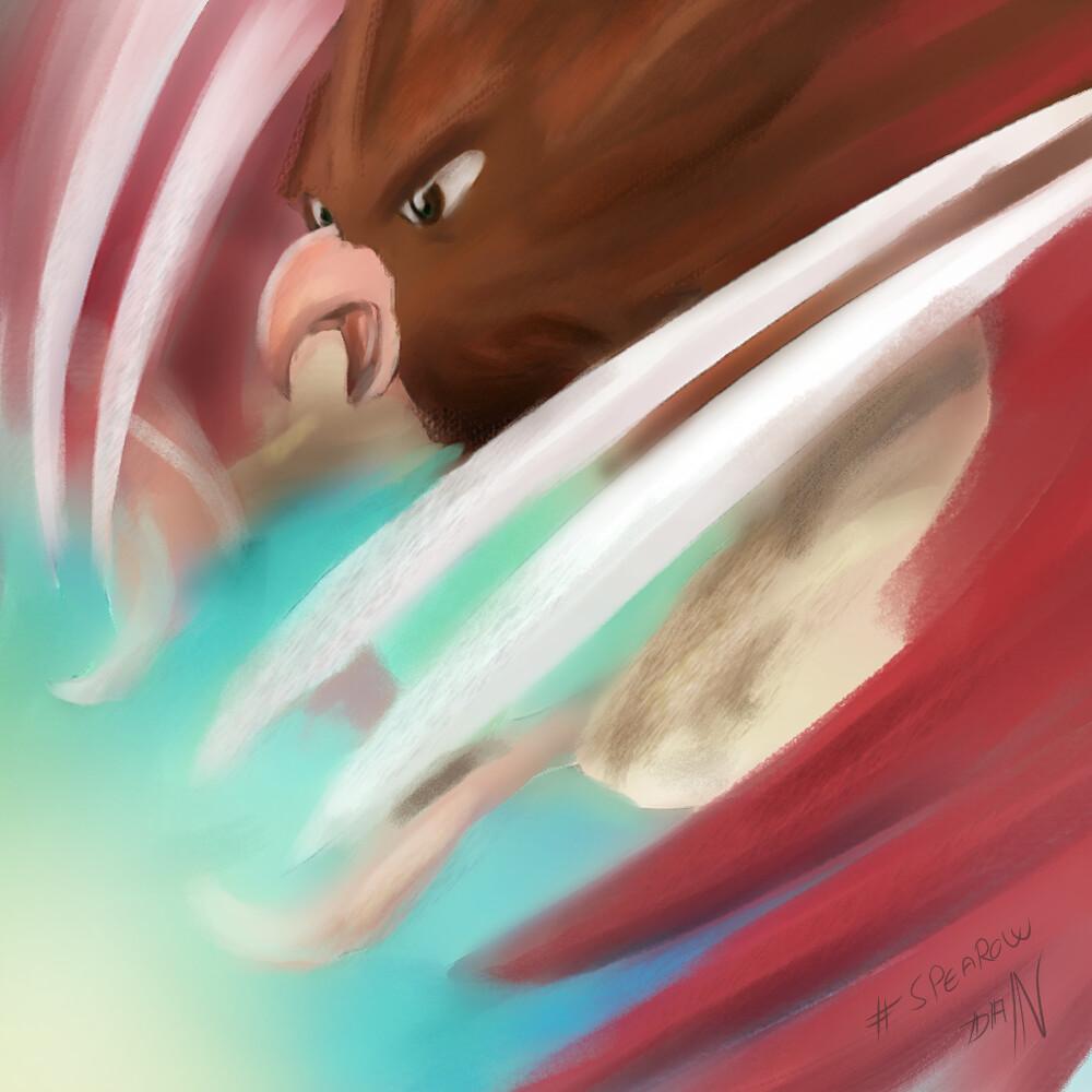 21 - Spearow