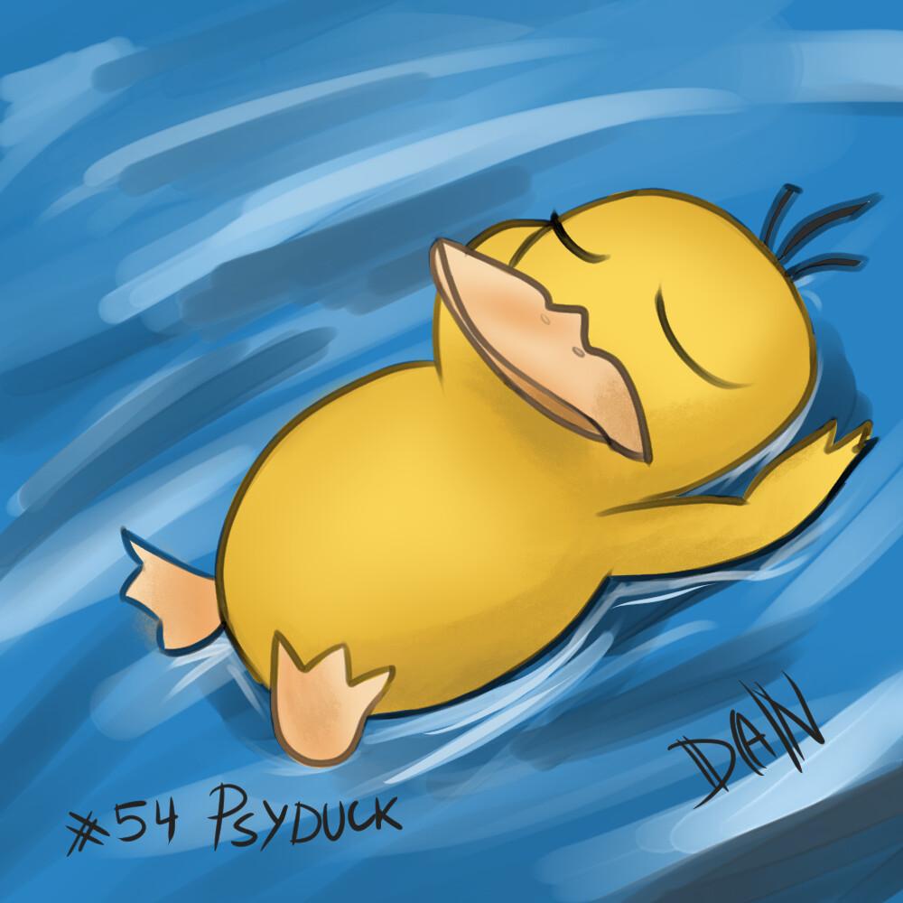 54 - Psyduck