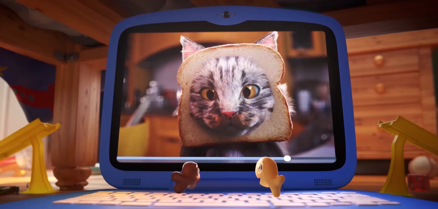 Caroline pricillia ng goldfish crackers commercials compilation 2019 0 10 14 11