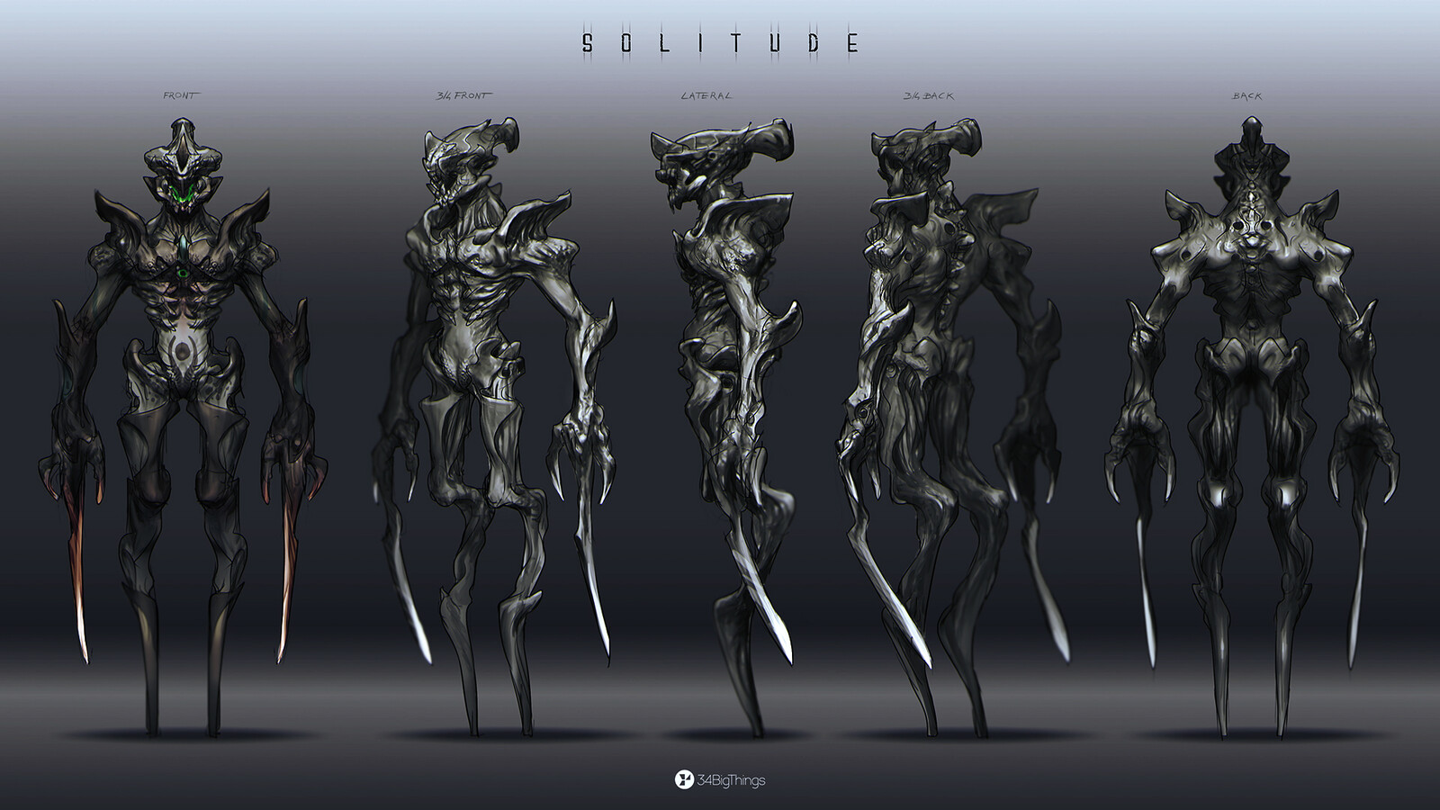Solitude - Creatures