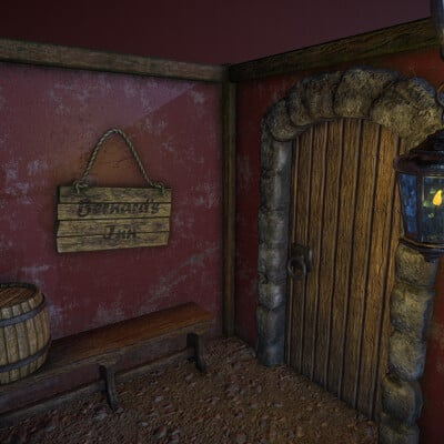 Maxim demidenko bernard s inn night