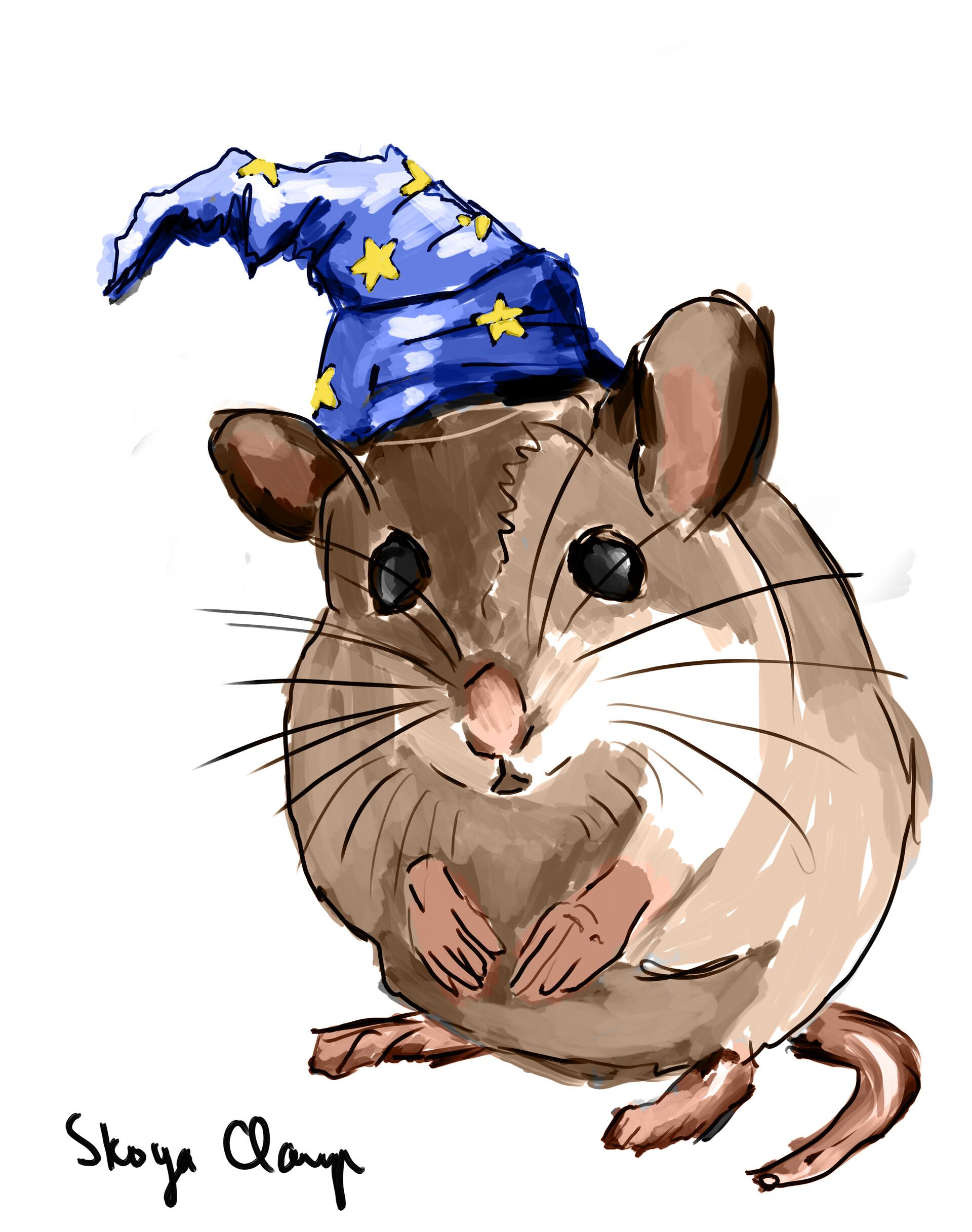 Skoya clayr mouseyfantadia