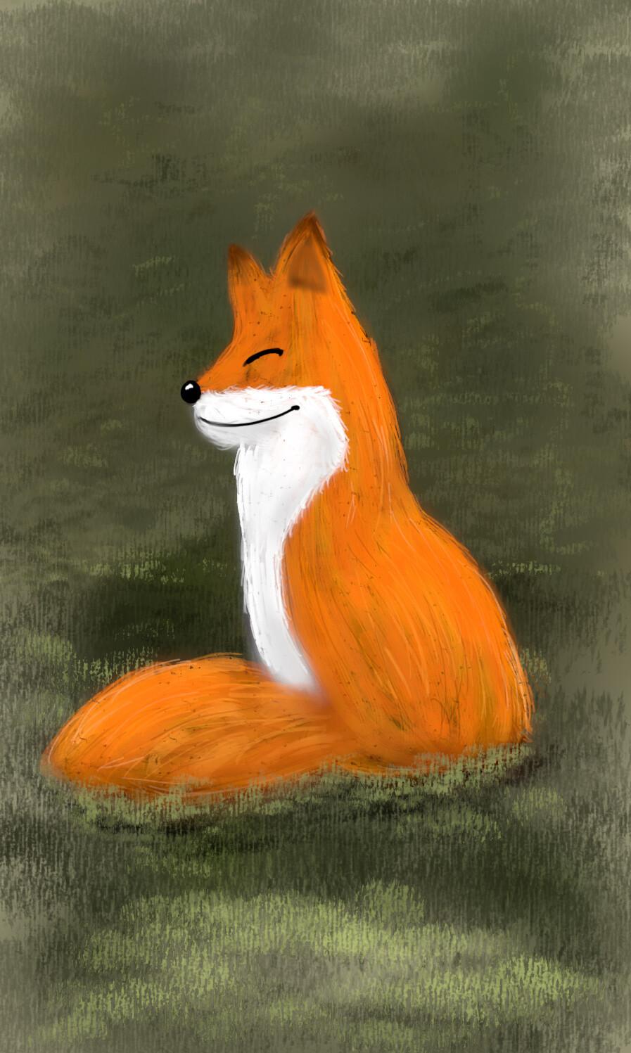 Le Renard The Fox
