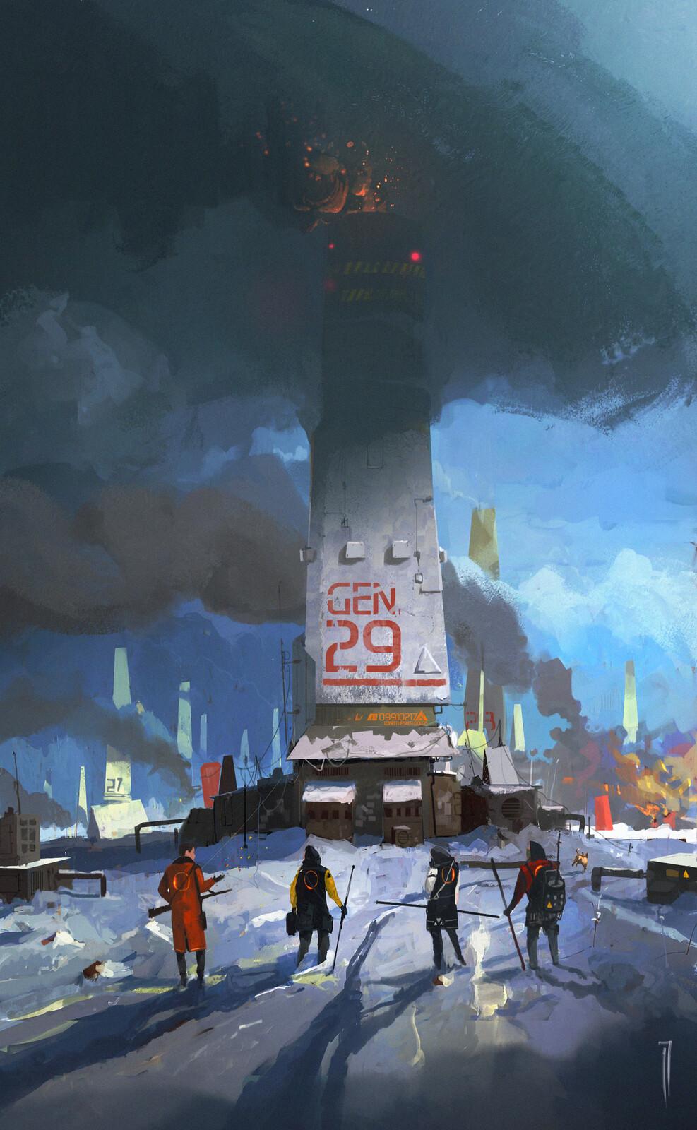 29th Generator