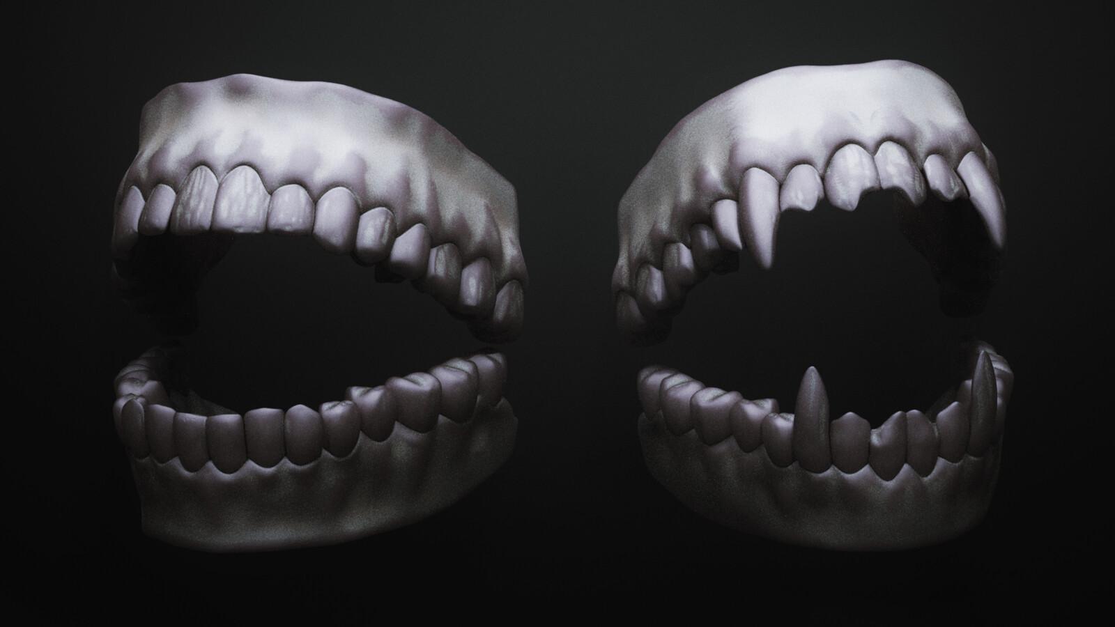 Human ■ Vampiric