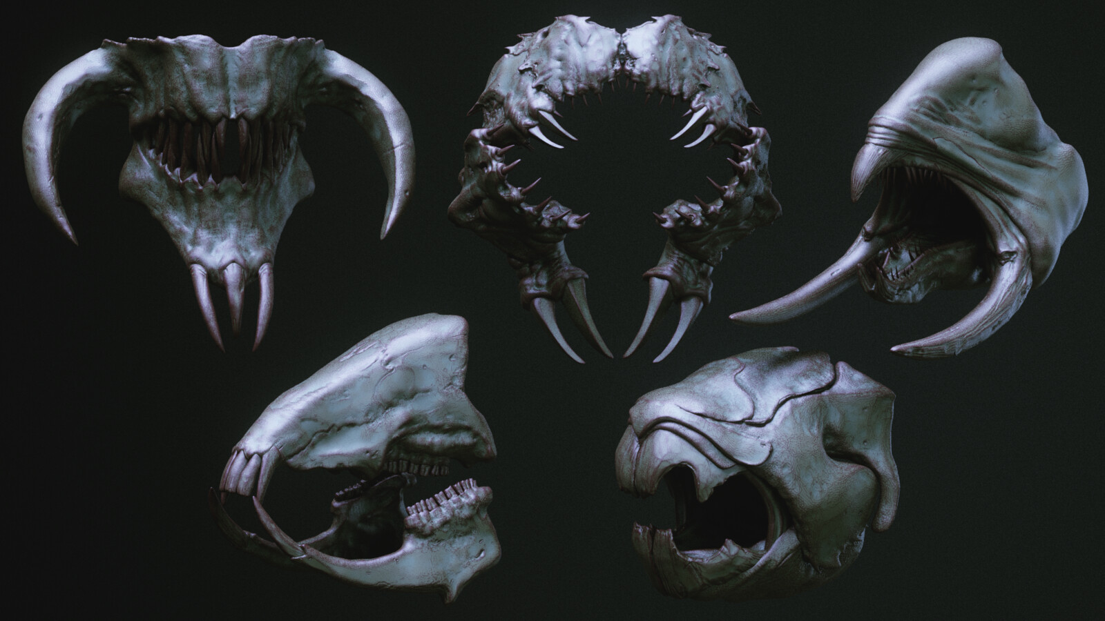 Demon ■ Cacotic ■ Corrupted ■ Goat Lord ■ Cleos