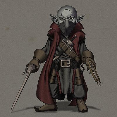 Robert shepherd deep gnome composite