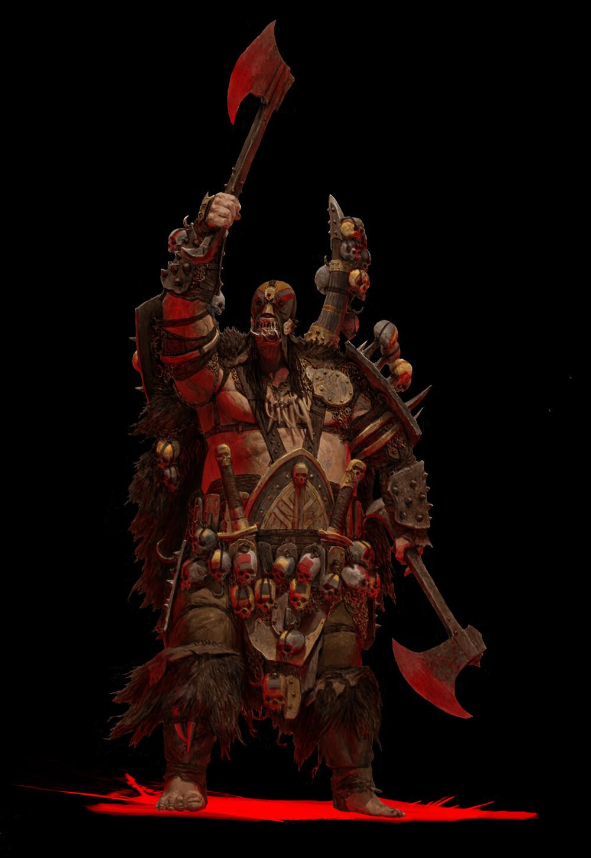 Adrian smith human tribe 4 prince coloured