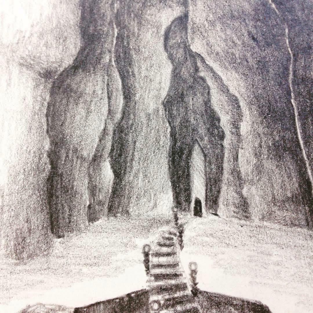 ArtStation - Weekly Sketch - Week 7, Nadyne Kemister