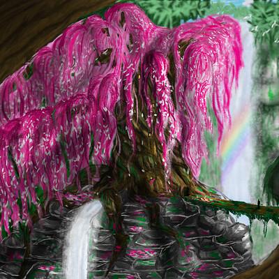 Magalie bergeron arbre mythique