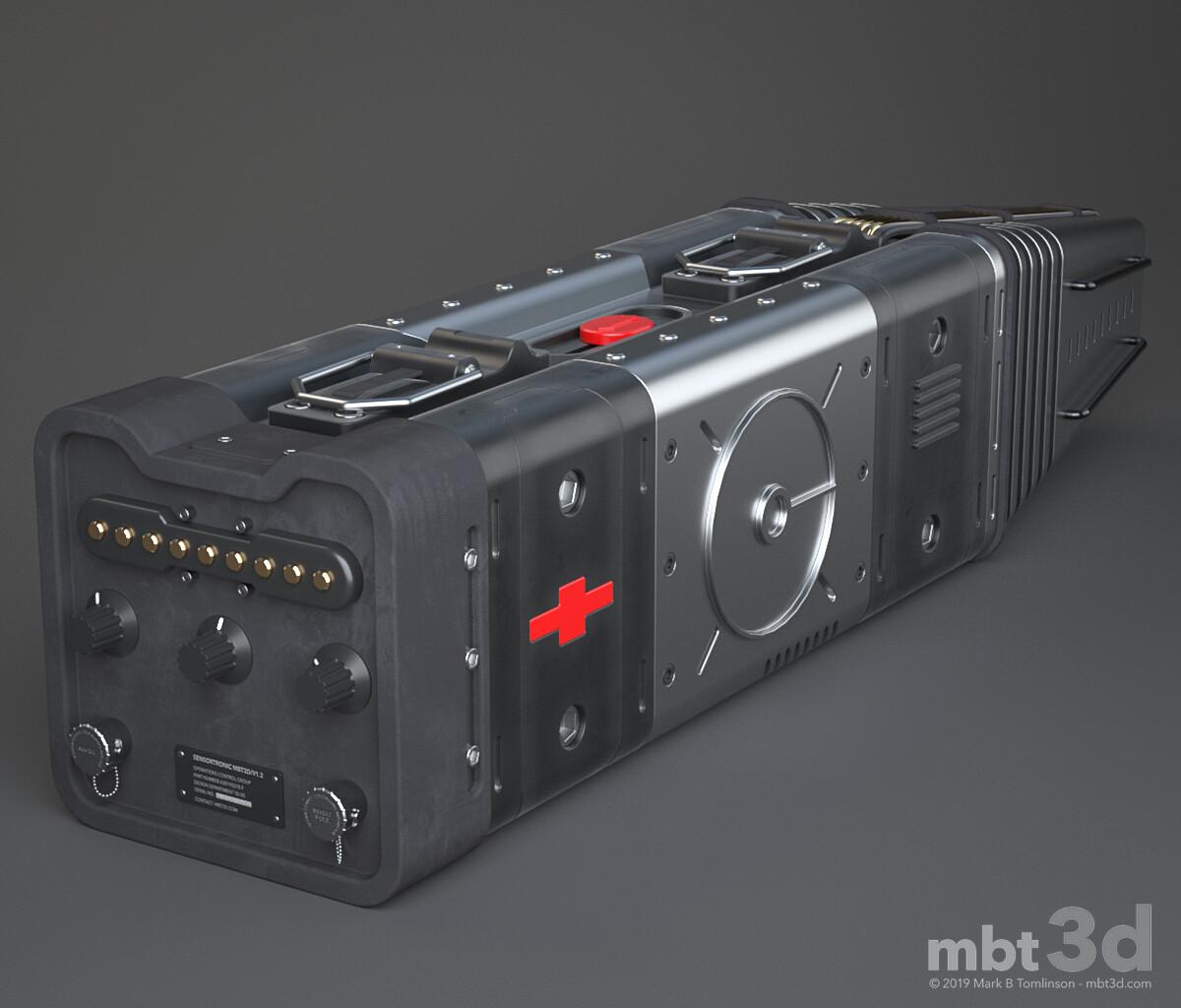 Mark b tomlinson module two 03