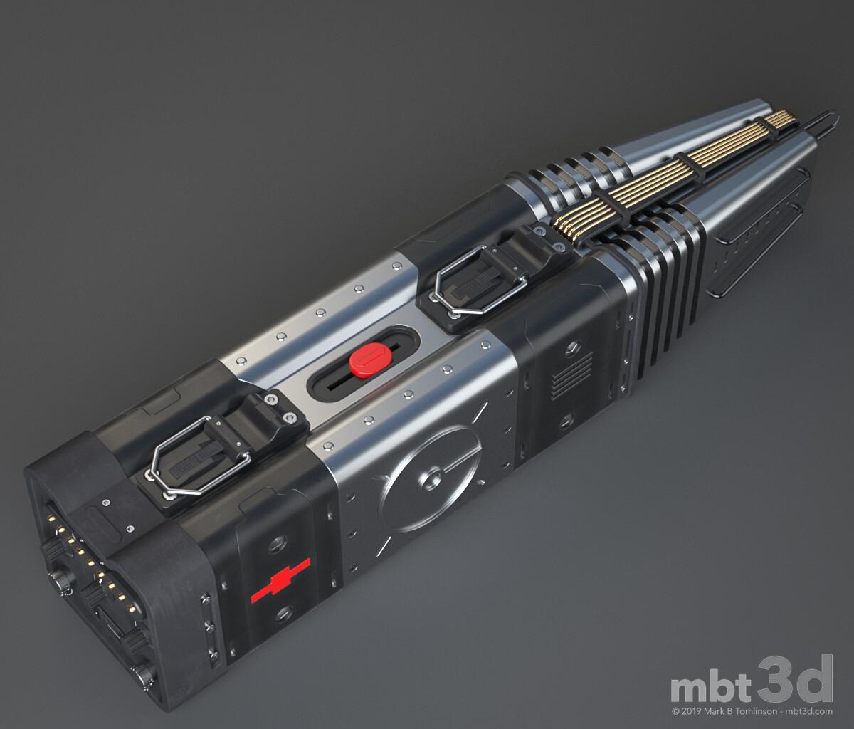 Mark b tomlinson module two 06