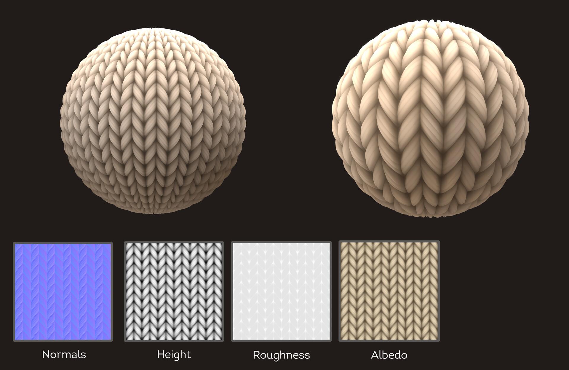 Weston mitchell knittedbreakdowqn