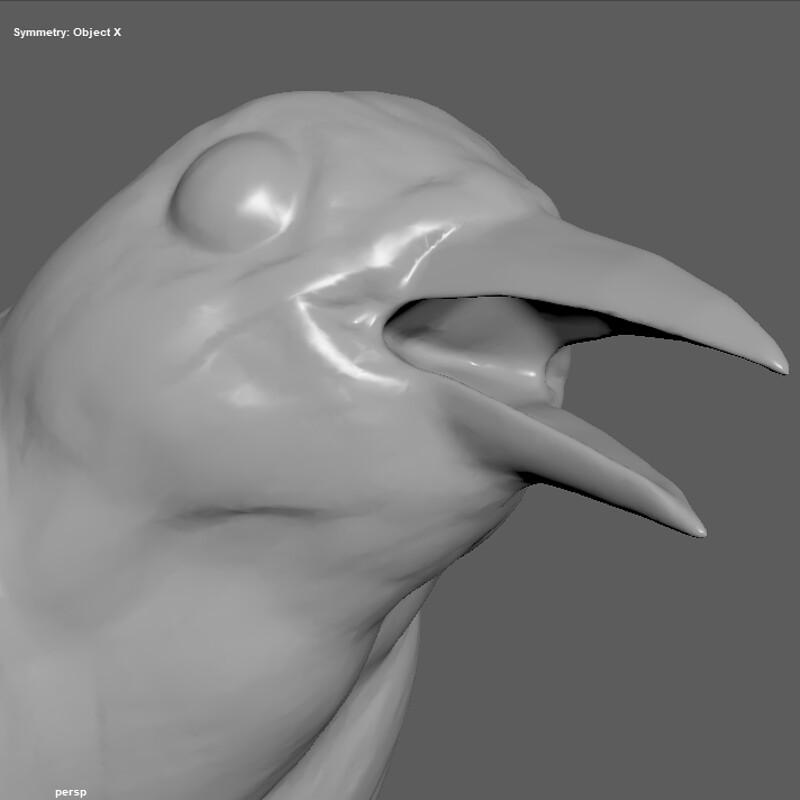 Crow - WIP