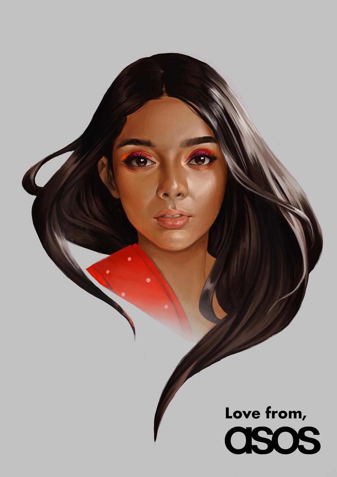 Portraits - ASOS