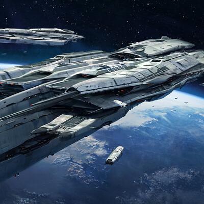 Swang spaceship 01