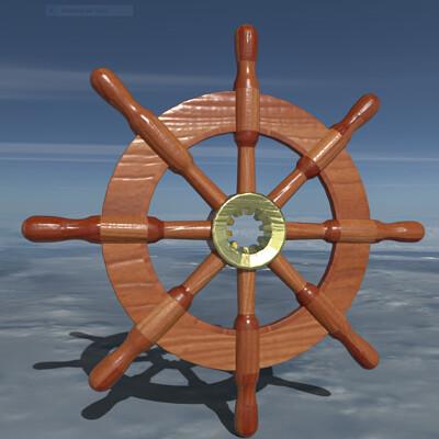 Joseph moniz shipswheel001spb
