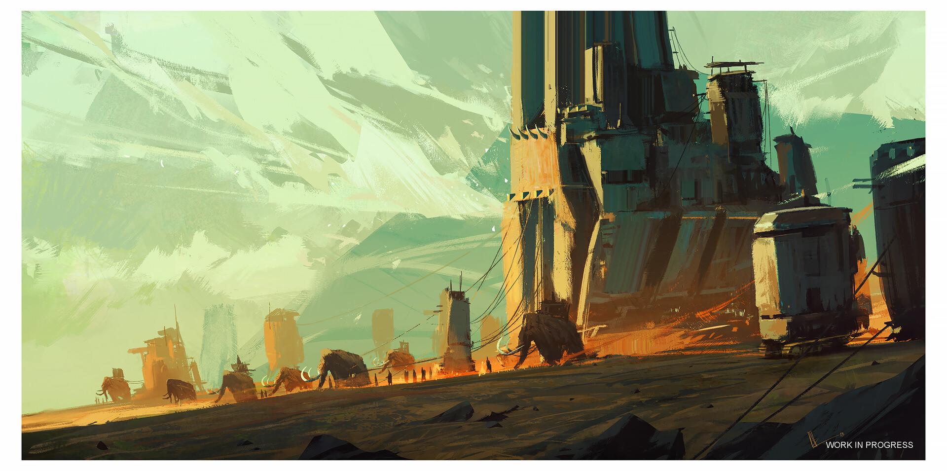 Amir zand kometsvansen