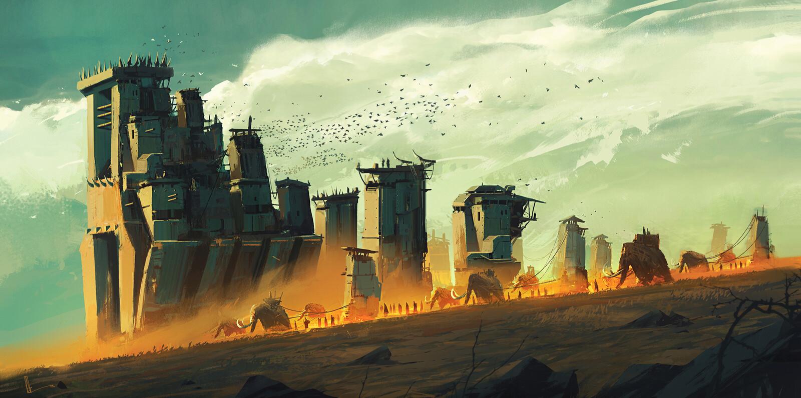 Mortal Engines / Kometsvansen
