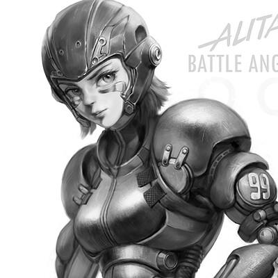 Joo battle angel
