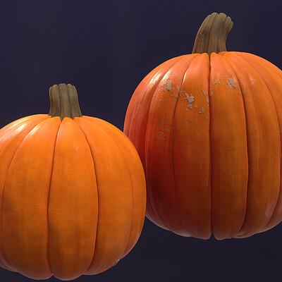 Pumpkin Material