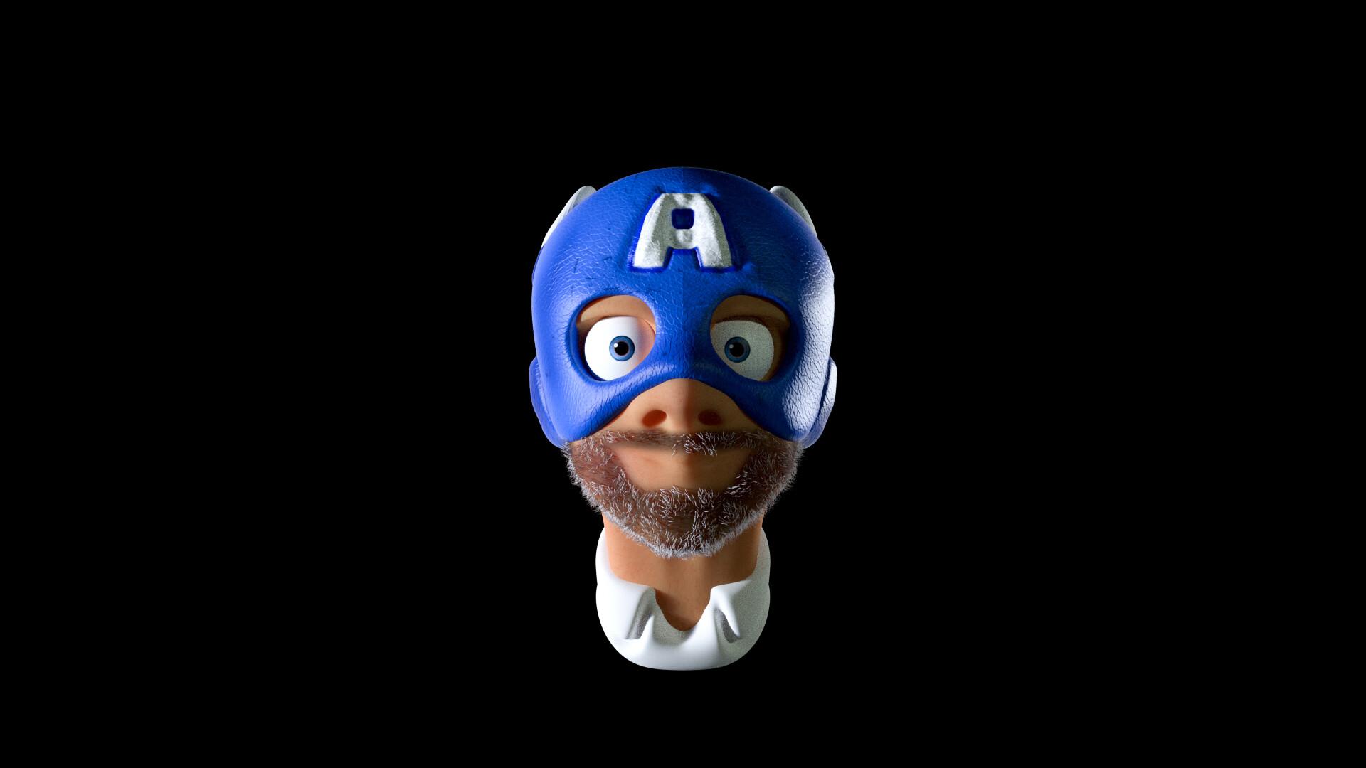 Michelangelo girardi captain ig1