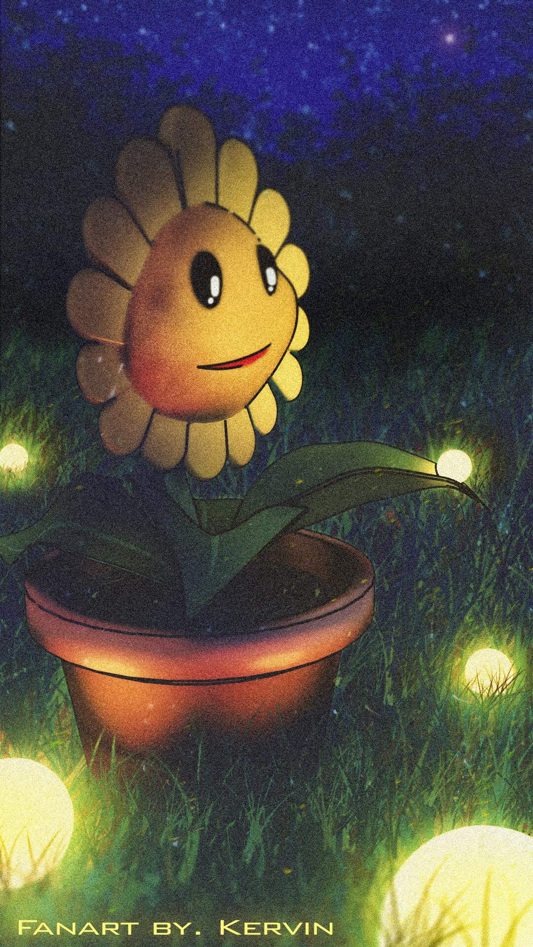 Tio Kervin - Sunflower - Plants VS Zombies