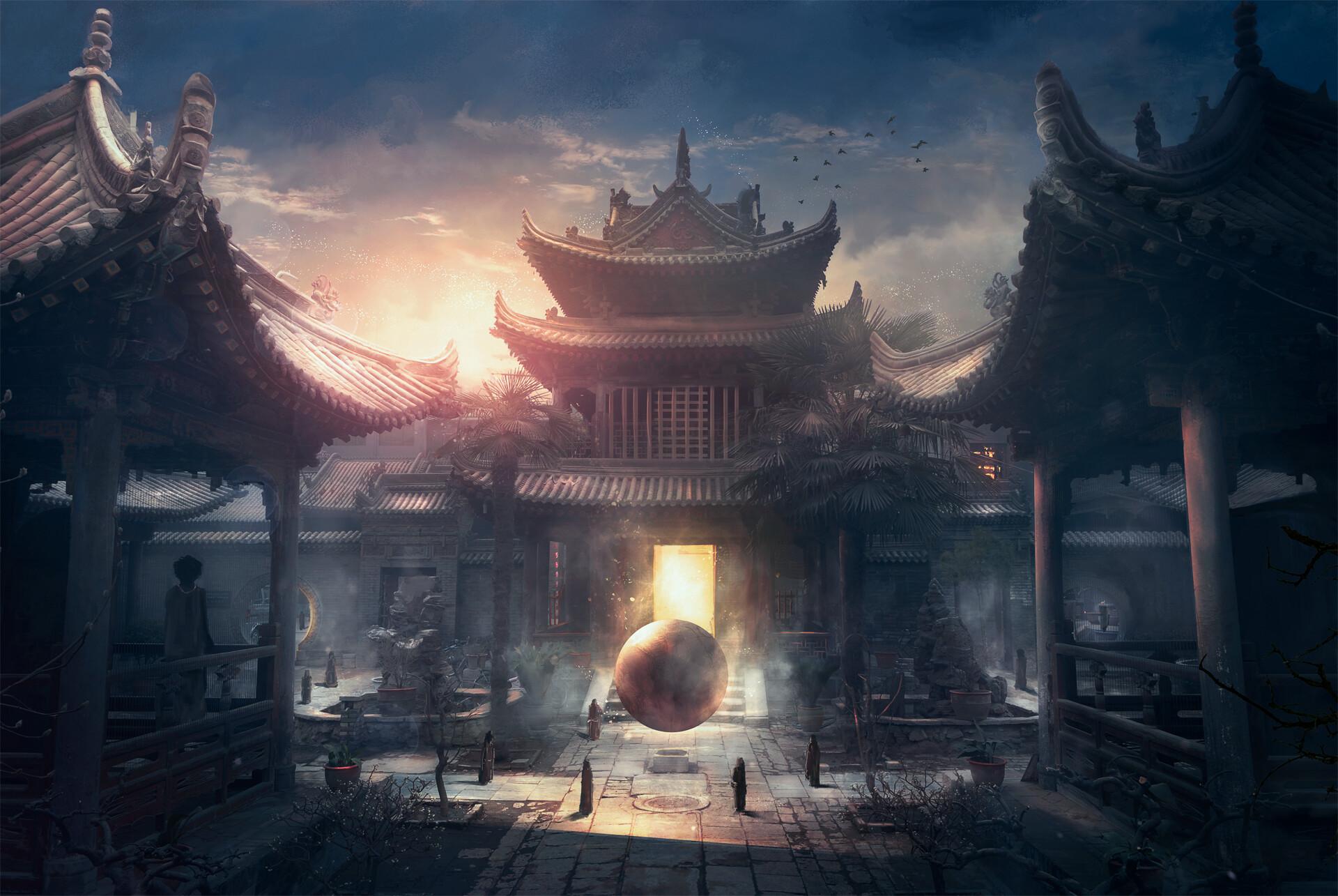 Jakub skop temple