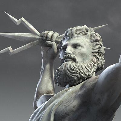 Barrett meeker titanquest zeus