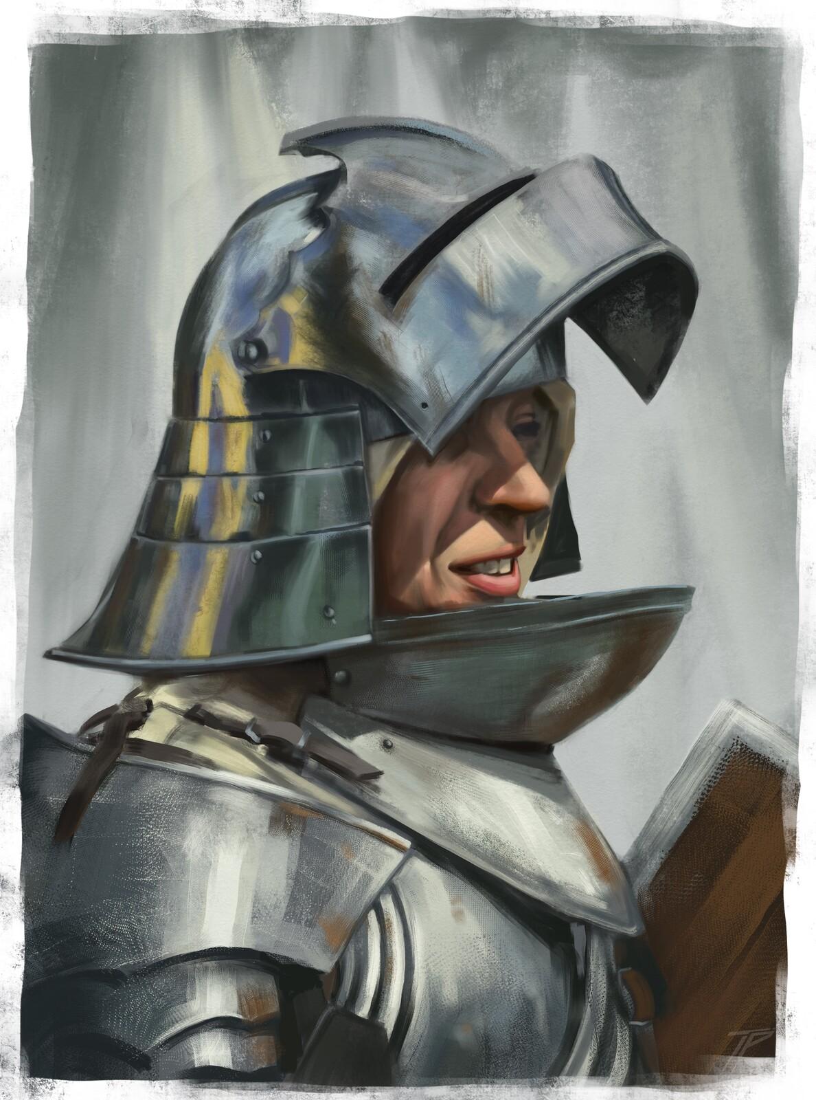 Knight Study IV