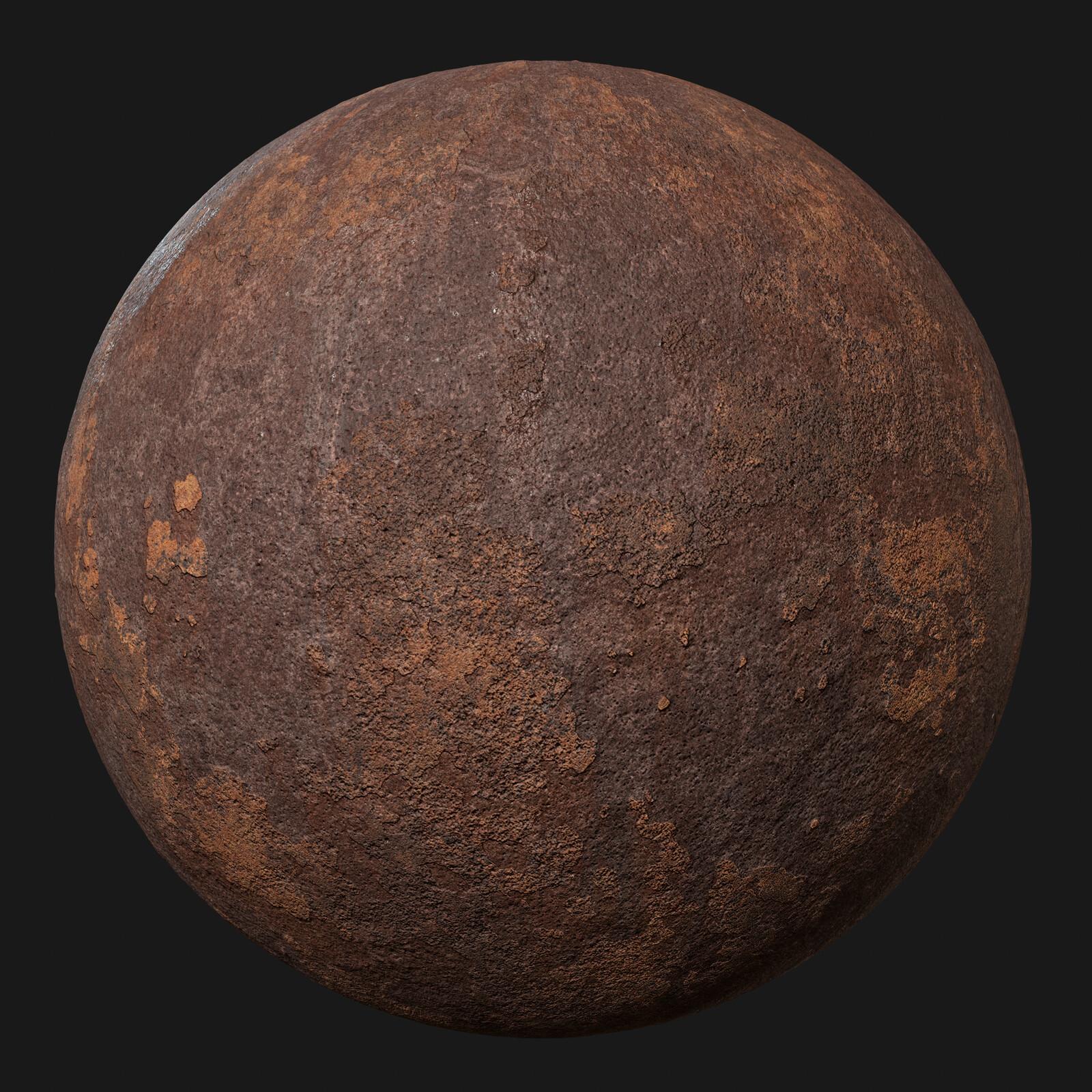 Rust Material