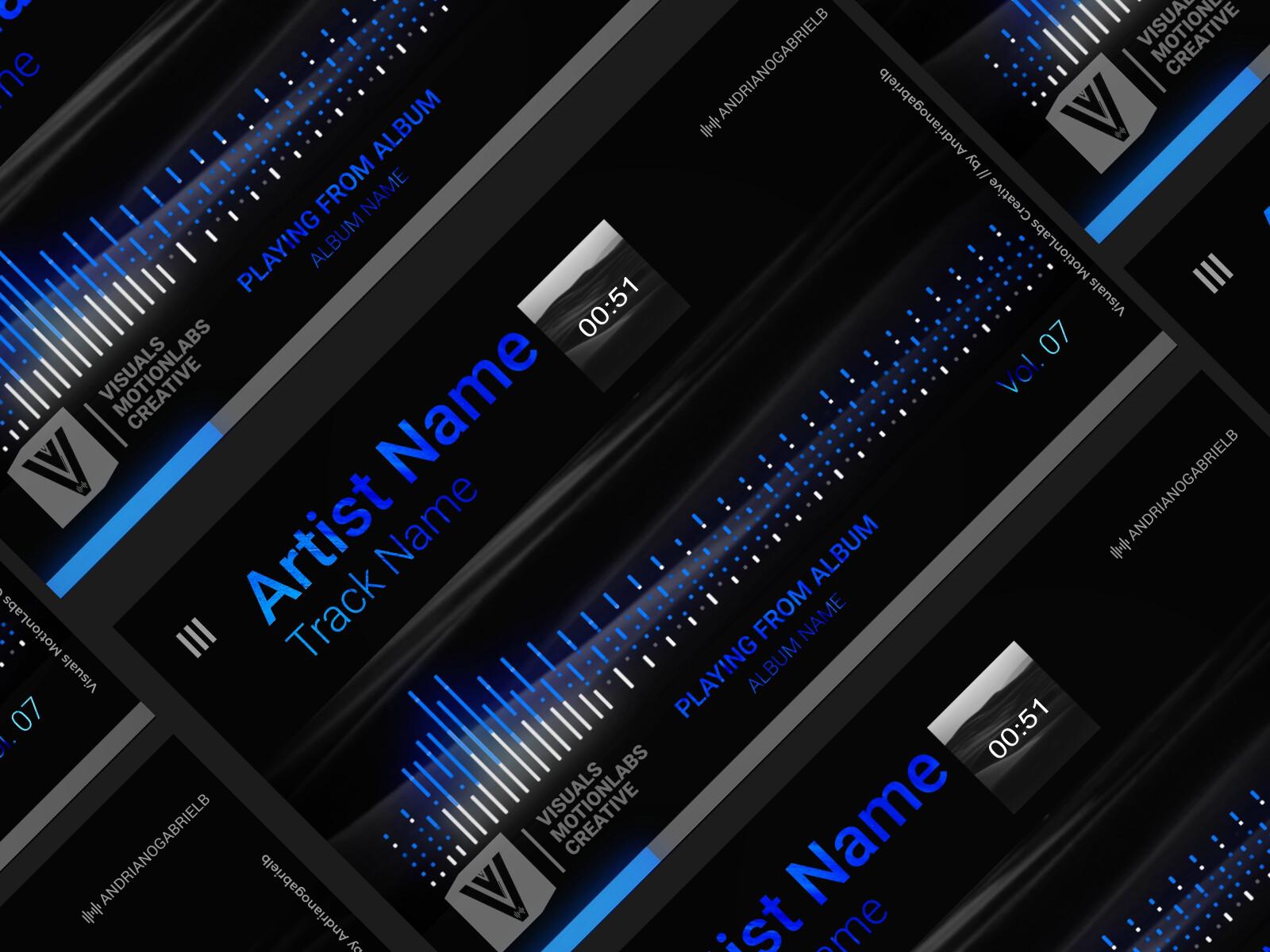 Gabriel Andriano B  (Andrianogabrielb) - Audio Spectrum / Music
