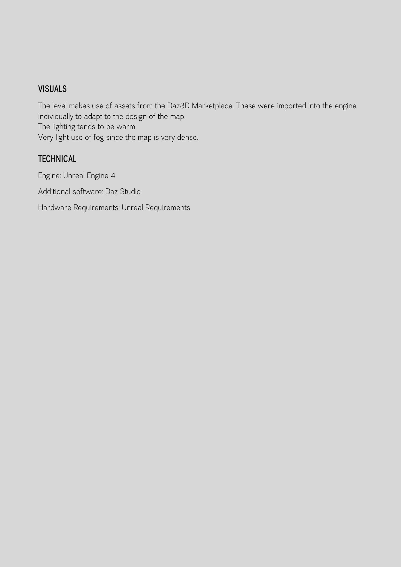 ArtStation - VENICE - Unreal Engine 4, Jacopo Colangelo