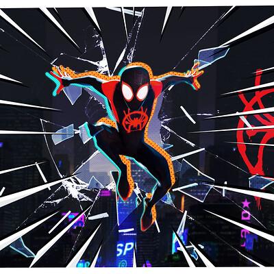 Ace bobadilla spiderverse