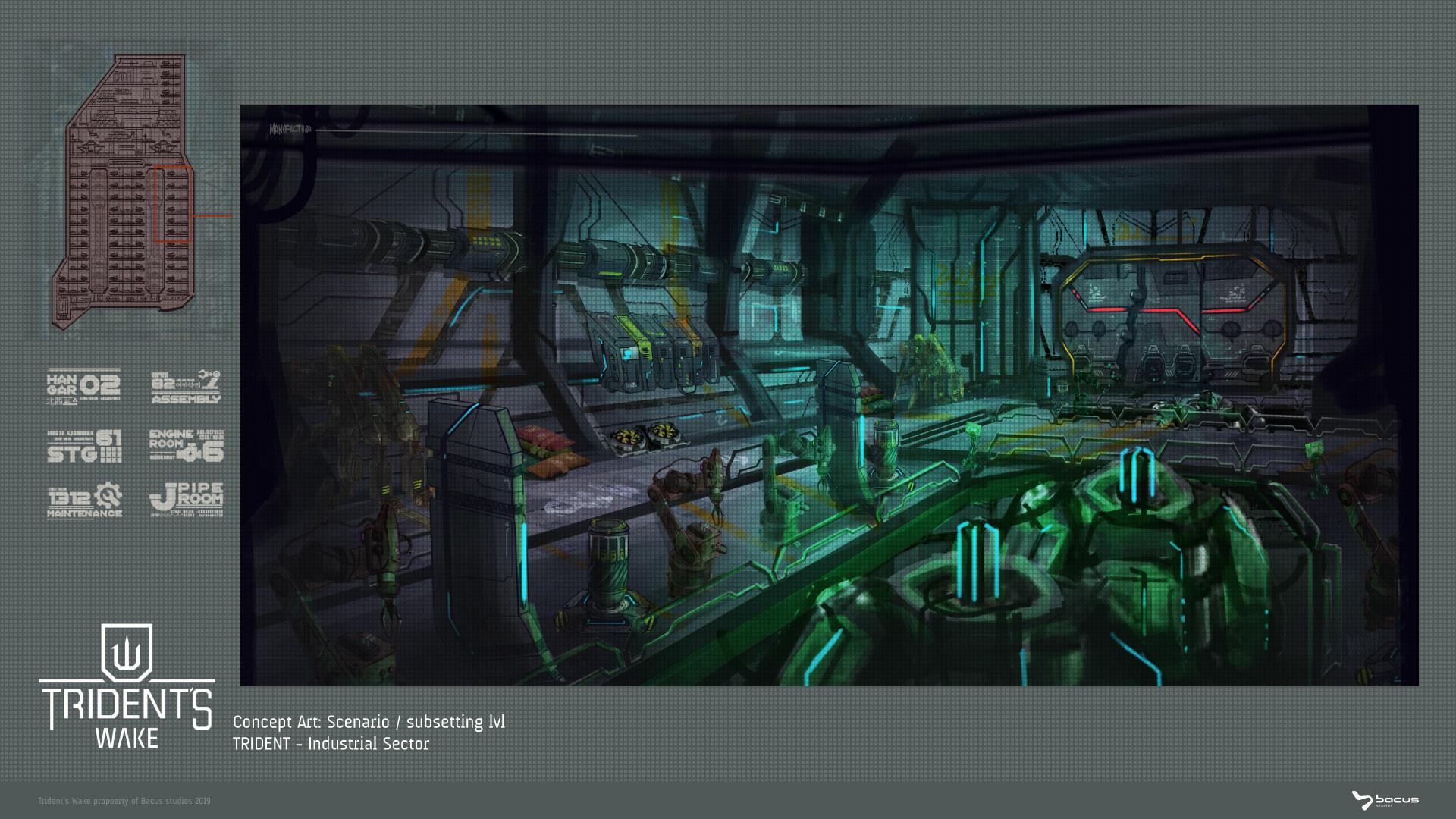 Sector - Hangar