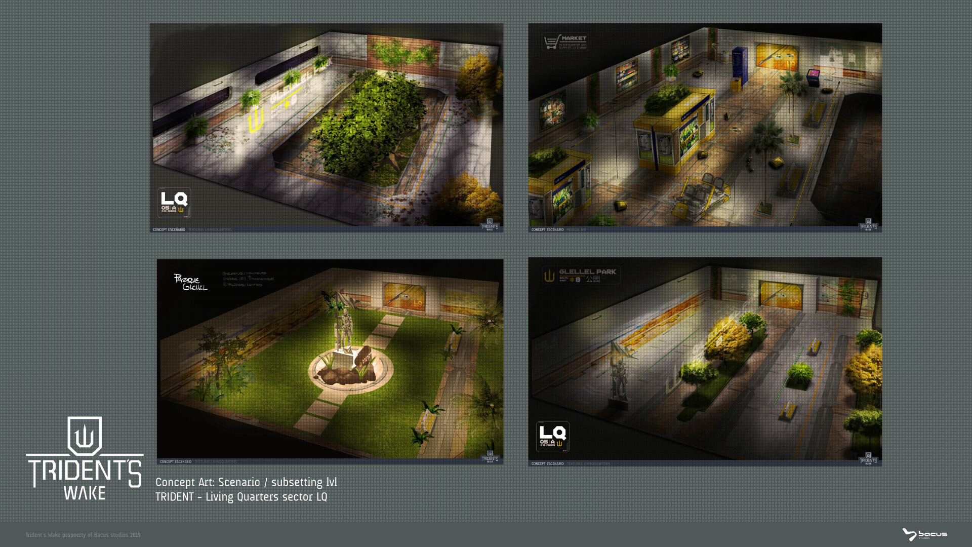Sector - Living Quarters