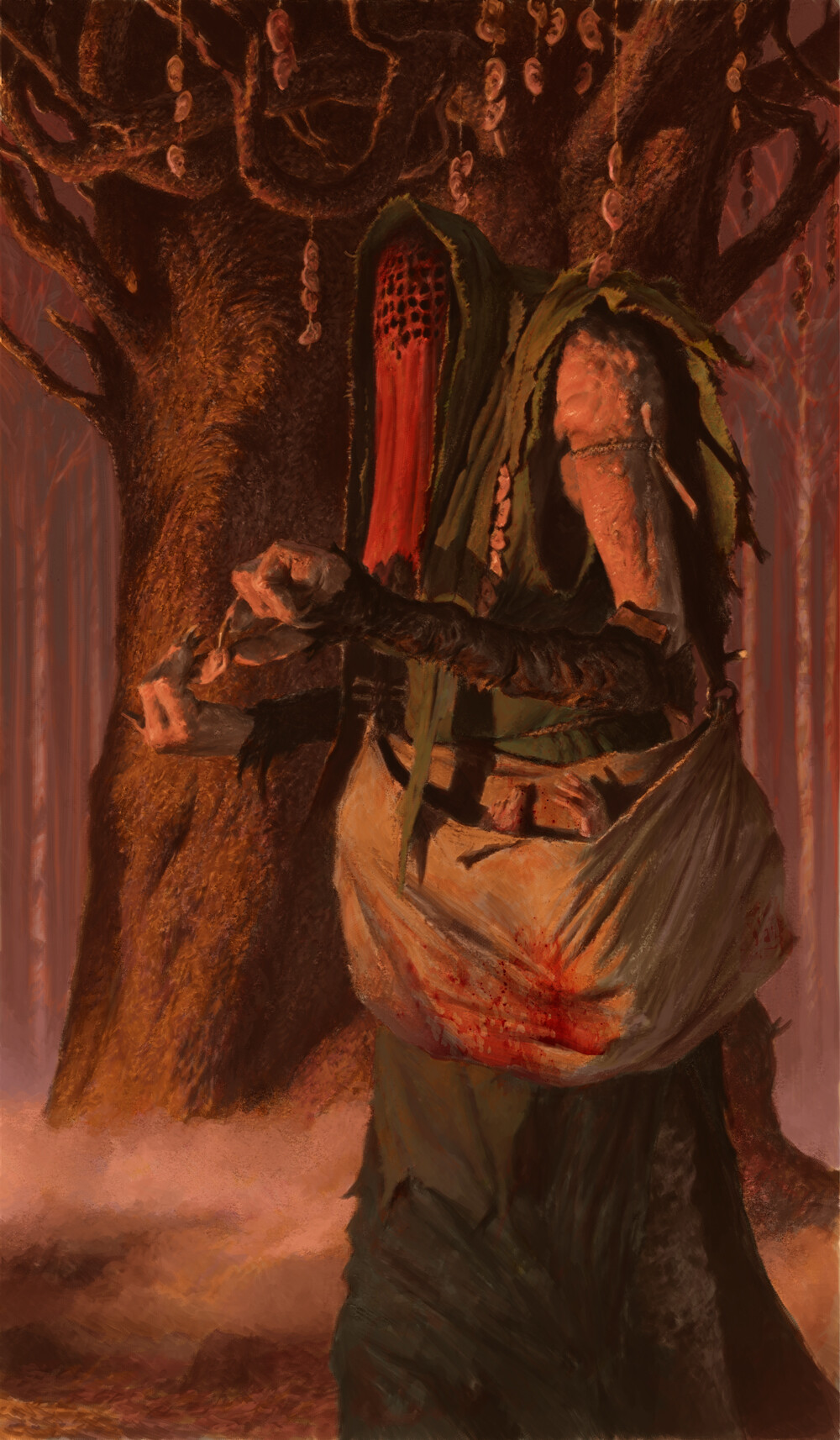 Adrian smith card art 2 crone2