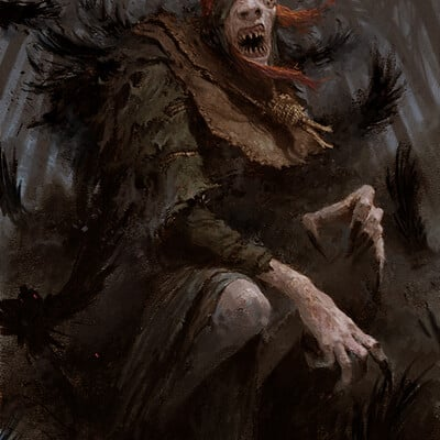Adrian smith card art 3 crone3