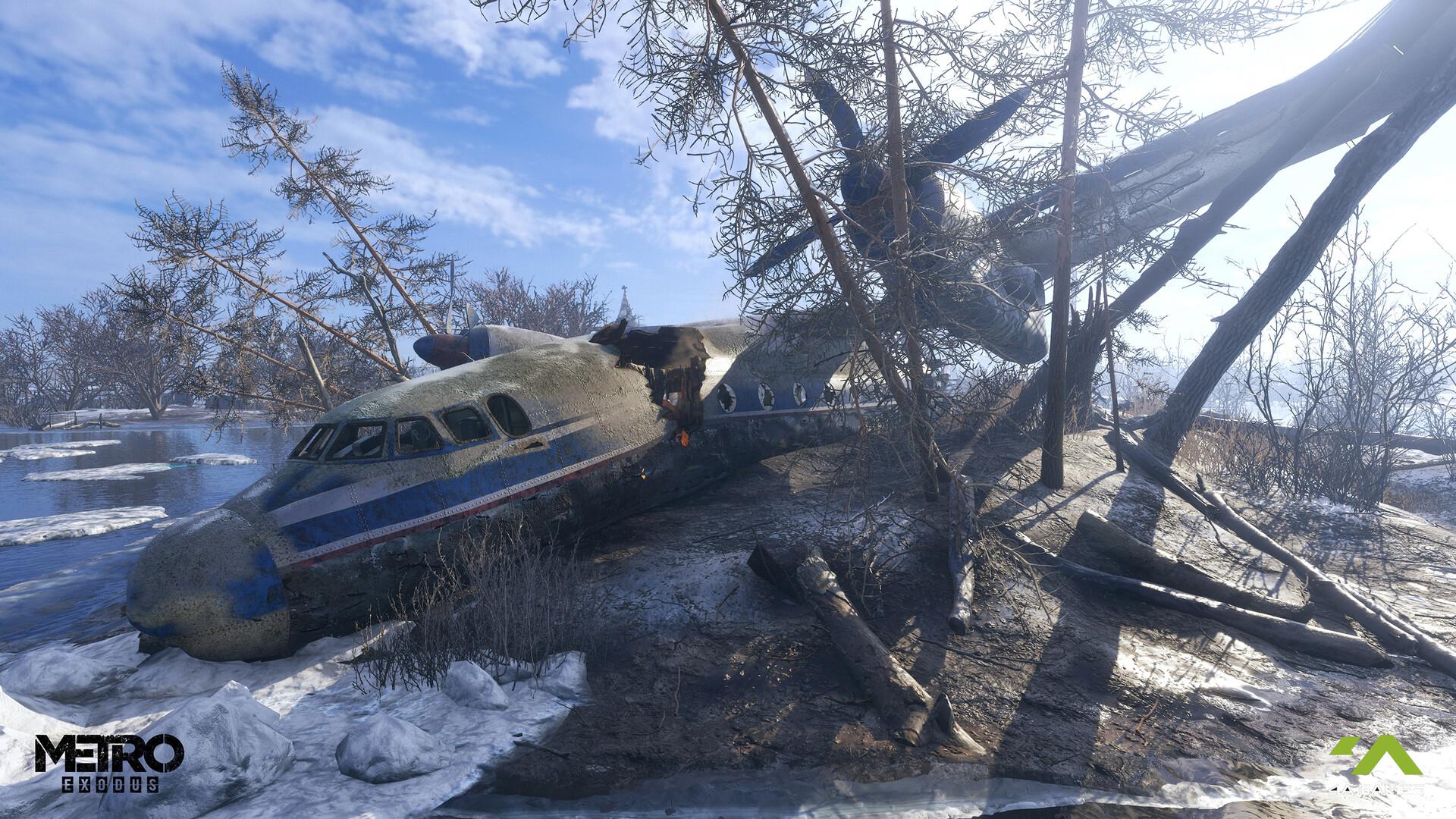 Andrew zelfit mykhailov crashed plane 001