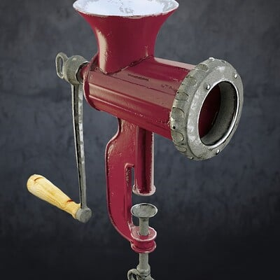 Stefano ciarrocchi meat grinder