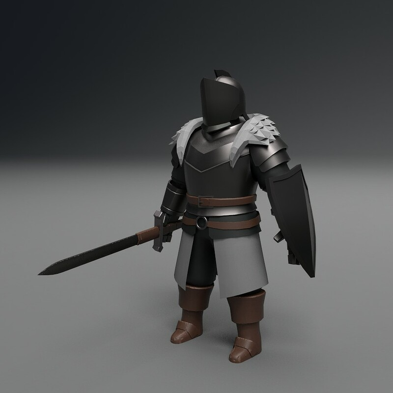 The Small Knight