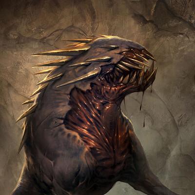 Pascal quidault claustrophobia demon molosse 02