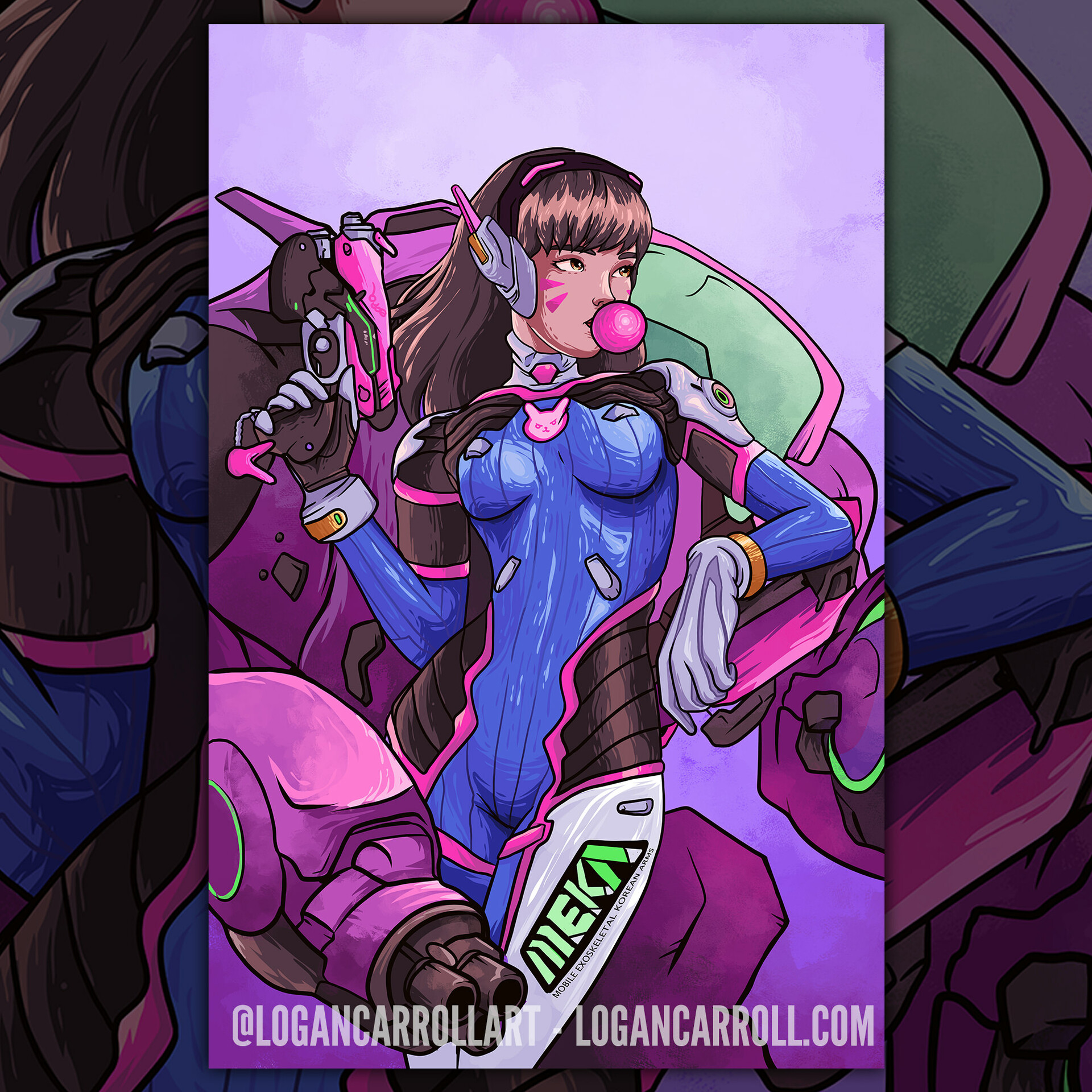 Logan carroll dva