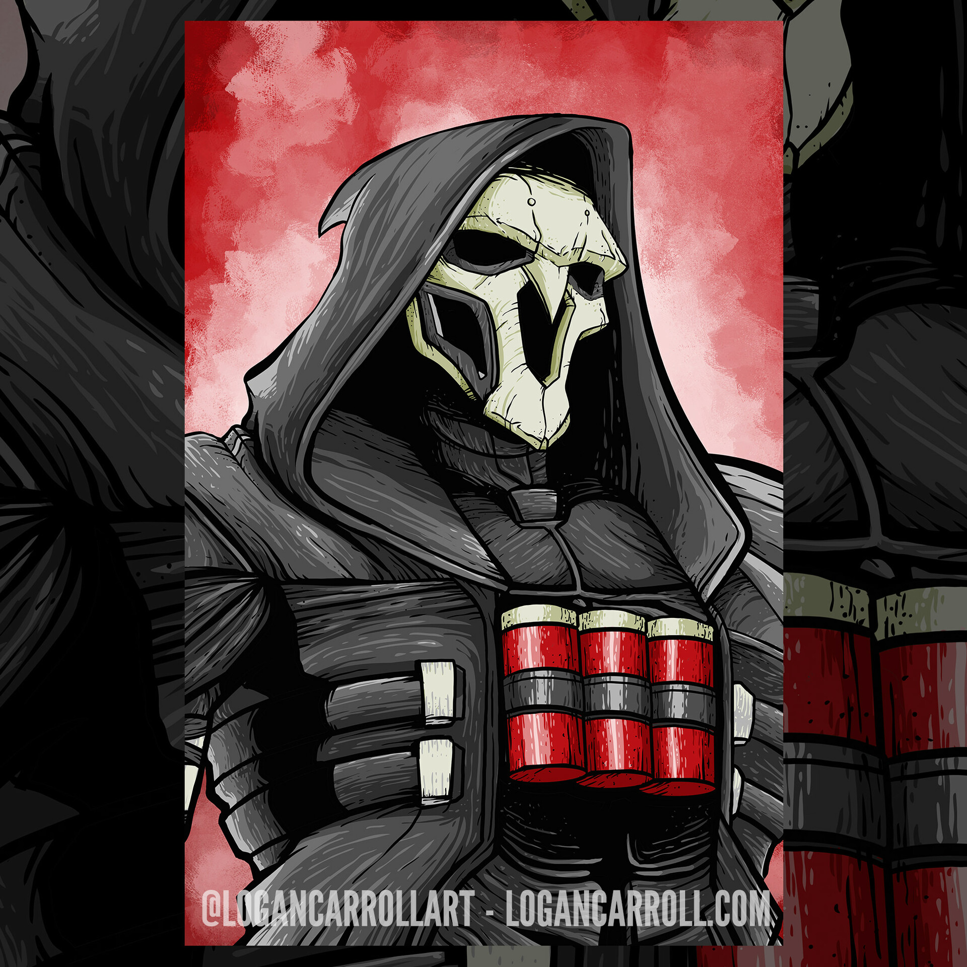Logan carroll reaper