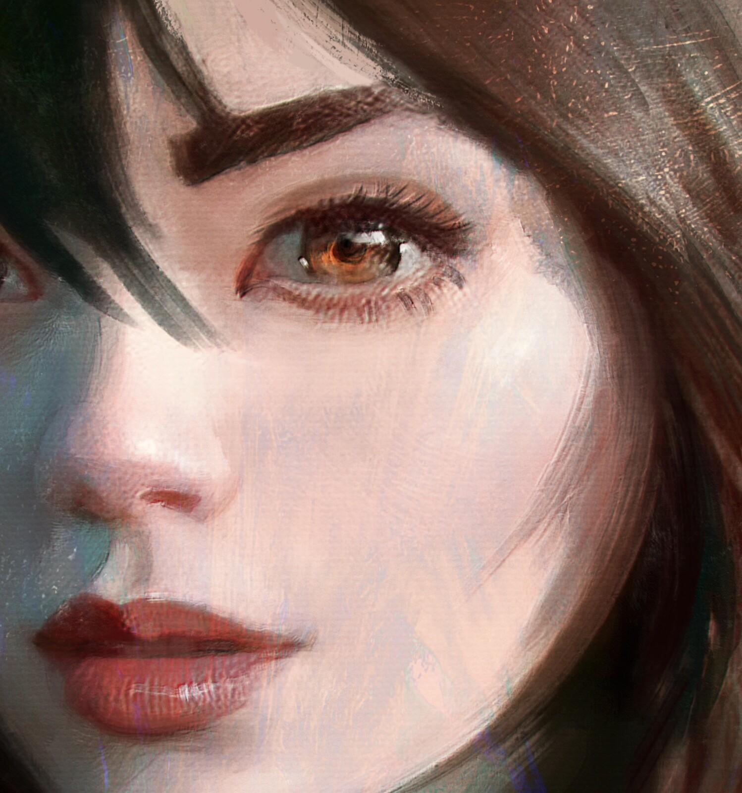 Close Up #1