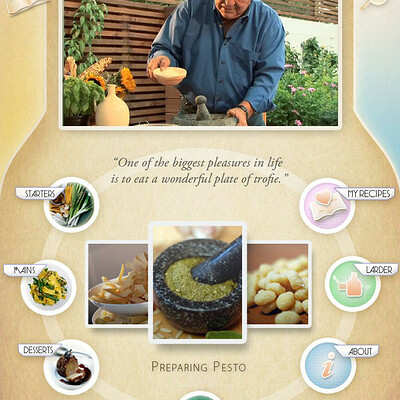 Empowering arts simplecookingx1024 65 behancecover site