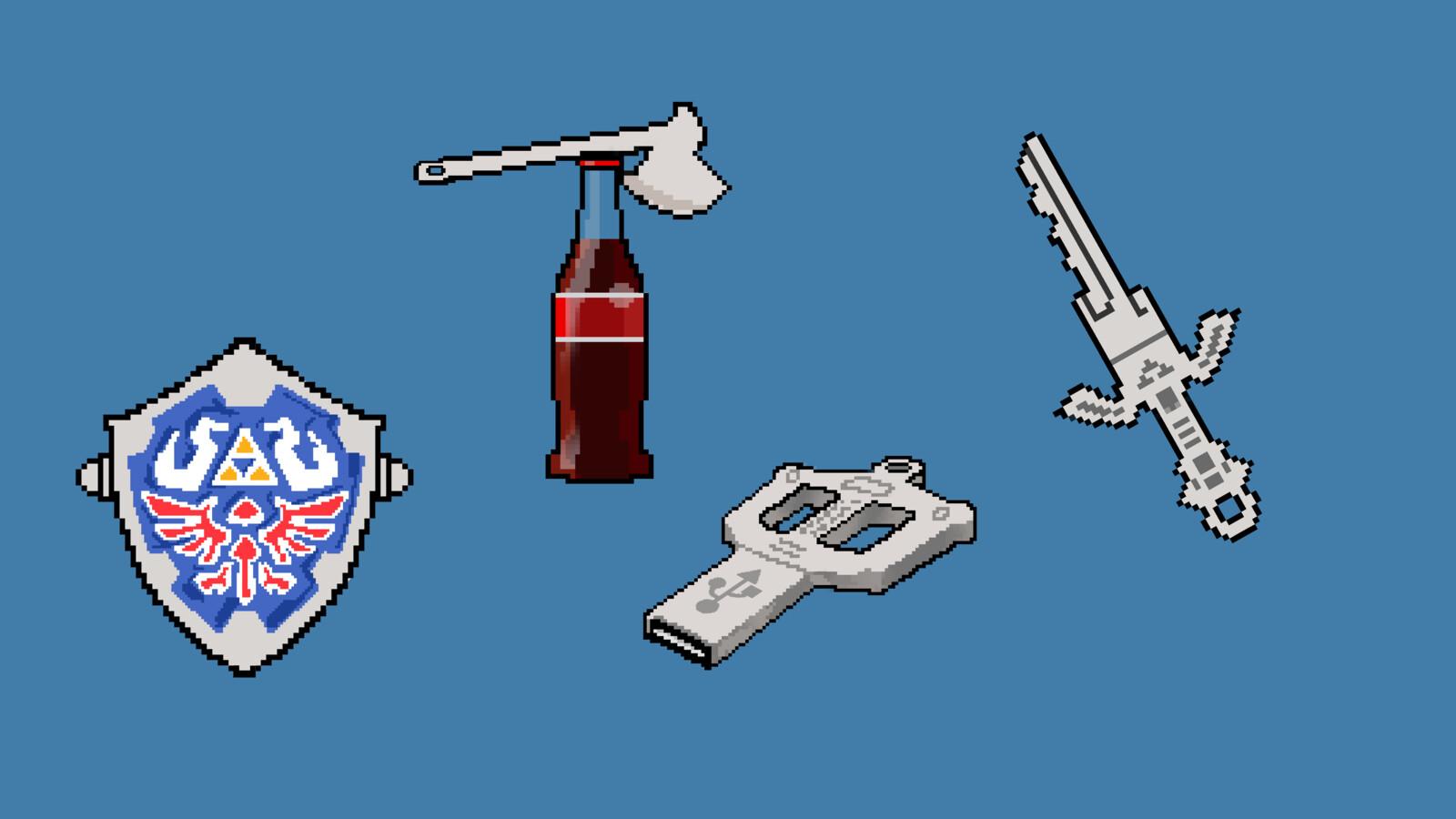 Icons made for https://herosarmory.com/