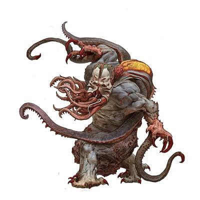 Adrian smith alien3 abominalien