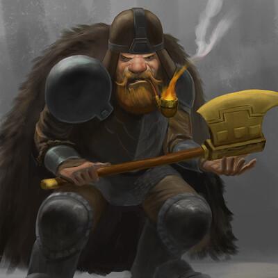 Thiago hellinger dwarf