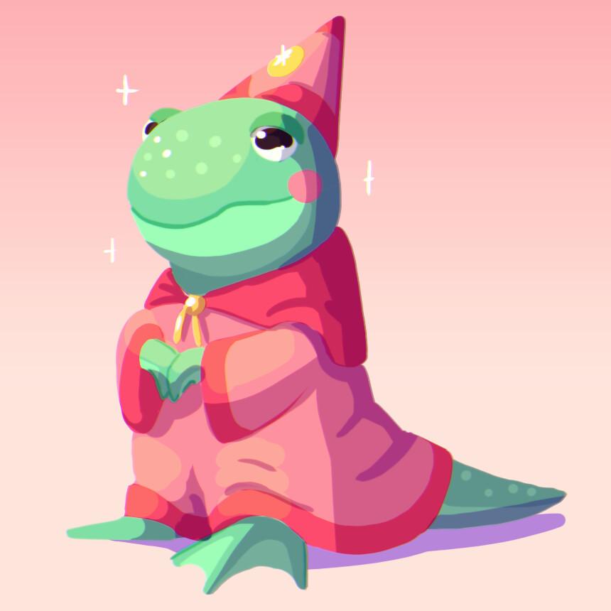 Cute Newt!